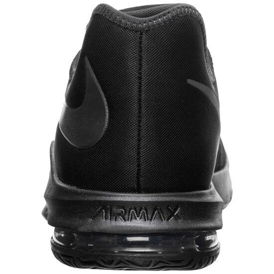 Air Max Infuriate III Low Basketballschuh Herren, schwarz / anthrazit, zoom bei OUTFITTER Online