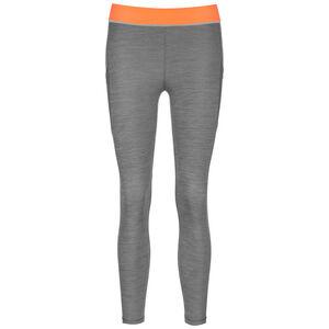 Pro 7/8 Novelty Trainingstight Damen, grau / orange, zoom bei OUTFITTER Online