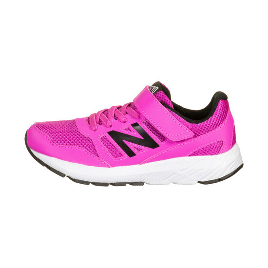 YT570 Sneaker Kinder, pink / rosa, zoom bei OUTFITTER Online