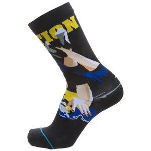 Pulp Fiction Socken Herren, schwarz / gelb, zoom bei OUTFITTER Online