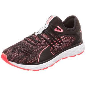 Speed Fusefit Laufschuh Damen, schwarz / pink, zoom bei OUTFITTER Online