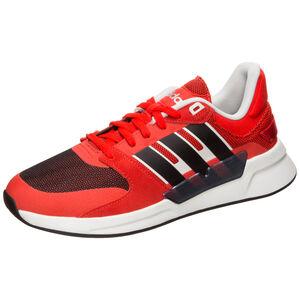 Run90s Sneaker Herren, rot / weiß, zoom bei OUTFITTER Online