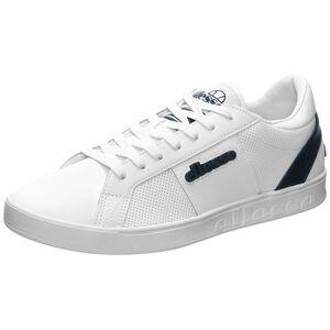 LS-80 Sneaker Herren, weiß / dunkelblau, zoom bei OUTFITTER Online