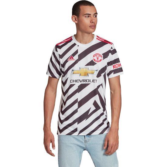Manchester United Trikot 3rd 2020/2021 Herren, weiß / schwarz, zoom bei OUTFITTER Online