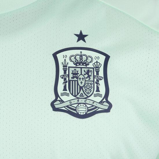 Spanien Trainingsshirt EM 2021 Herren, mint, zoom bei OUTFITTER Online