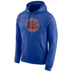 NBA New York Knicks Kapuzenpullover Herren, blau / orange, zoom bei OUTFITTER Online