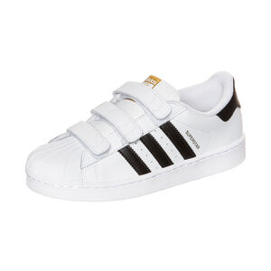 Superstar Foundation Sneaker Kinder, Weiß, zoom bei OUTFITTER Online