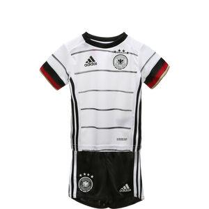 DFB Minikit Home EM 2020 Kleinkinder, weiß / schwarz, zoom bei OUTFITTER Online