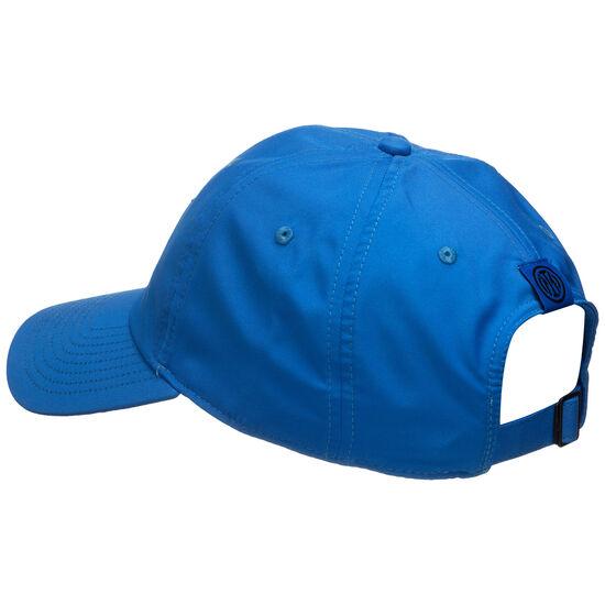 Inter Mailand Heritage86 Cap, blau / schwarz, zoom bei OUTFITTER Online