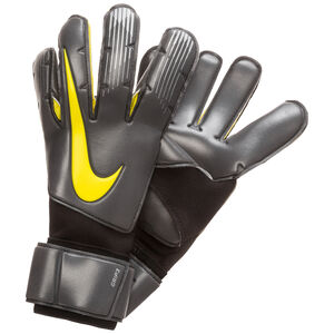 Grip3 Goalkeeper Torwarthandschuhe, grau / gelb, zoom bei OUTFITTER Online
