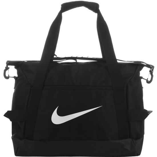Academy Team S Sporttasche, schwarz / weiß, zoom bei OUTFITTER Online