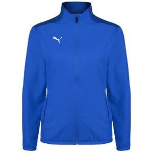 TeamGOAL 23 Sideline Trainingsjacke Damen, blau, zoom bei OUTFITTER Online