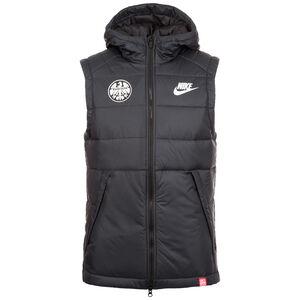 NUR DIE SGE Eintracht Frankfurt Sportswear Weste Herren, Schwarz, zoom bei OUTFITTER Online