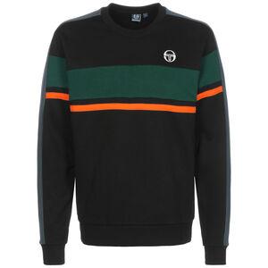 Boston Sweatshirt Herren, schwarz / grün, zoom bei OUTFITTER Online
