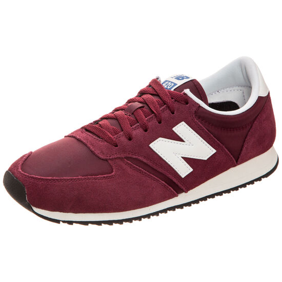 U420-RDW-D Sneaker, Rot, zoom bei OUTFITTER Online