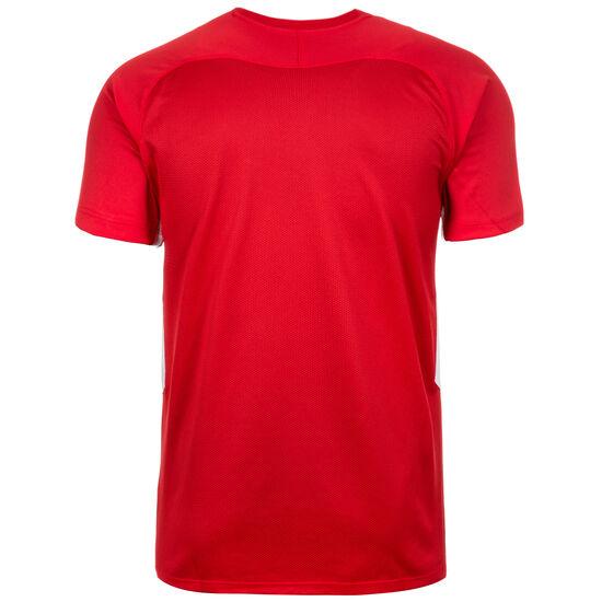 Dry Tiempo Premier Fußballtrikot Herren, rot / weiß, zoom bei OUTFITTER Online