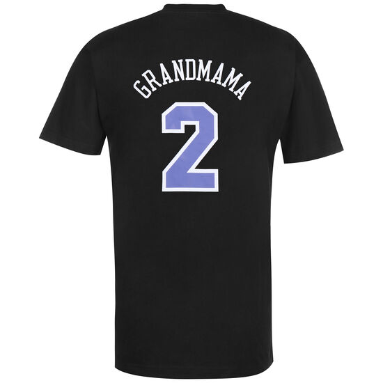 NBA All-Star 1993 #2 Larry Johnson T-Shirt, schwarz / hellblau, zoom bei OUTFITTER Online