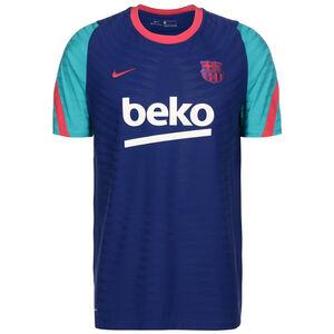 FC Barcelona VaporKnit Strike Trainingsshirt Herren, blau / türkis, zoom bei OUTFITTER Online