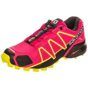 Speedcross 4 Trail Laufschuh Damen, Pink, zoom bei OUTFITTER Online