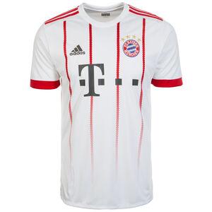 FC Bayern München Trikot Champions League 2017/2018 Herren, Weiß, zoom bei OUTFITTER Online