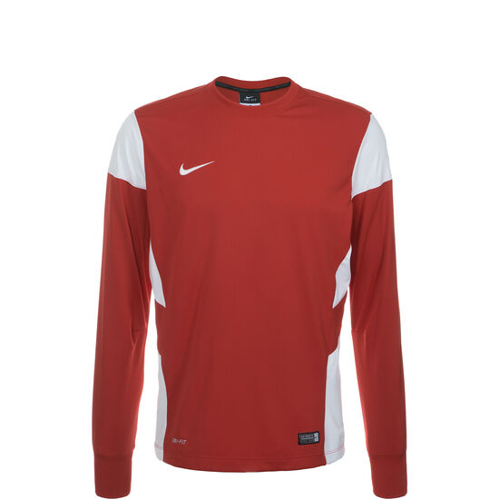 Academy 14 Midlayer Longsleeve Kinder, Rot, zoom bei OUTFITTER Online