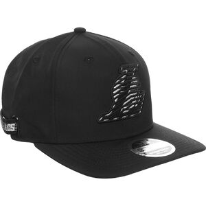 9FIFTY NBA Los Angeles Lakers Monotape Cap, schwarz, zoom bei OUTFITTER Online