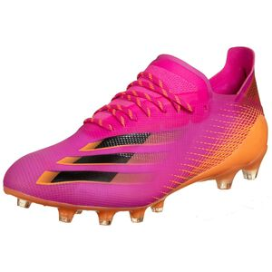 X Ghosted.1 AG Fußballschuh Herren, pink / orange, zoom bei OUTFITTER Online