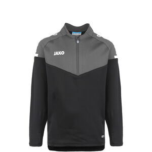 Champ 2.0 Ziptop Trainingssweat Kinder, schwarz / anthrazit, zoom bei OUTFITTER Online