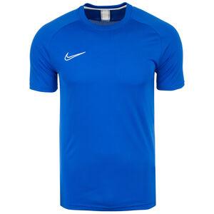 Dri-FIT Academy Trainingsshirt Herren, blau / weiß, zoom bei OUTFITTER Online