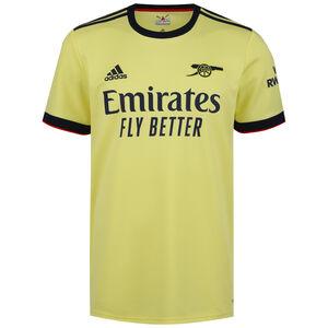 FC Arsenal Trikot Away 2021/2022 Herren, gelb / schwarz, zoom bei OUTFITTER Online