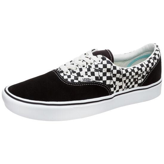 UA ComfyCush Era Sneaker Herren, schwarz / weiß, zoom bei OUTFITTER Online