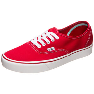Authentic ComfyCush Sneaker, rot / weiß, zoom bei OUTFITTER Online