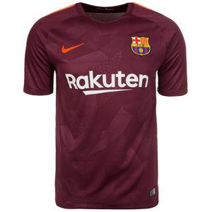 FC Barcelona Trikot 3rd Stadium 2017/2018 Herren, Rot, zoom bei OUTFITTER Online