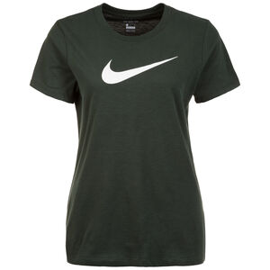 Dry Crew Trainingsshirt Damen, grün / schwarz, zoom bei OUTFITTER Online