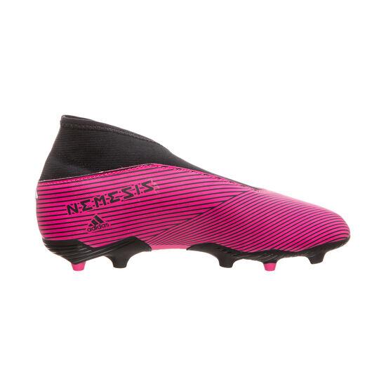 Nemeziz 19.3 LL FG Fußballschuh Kinder, pink / schwarz, zoom bei OUTFITTER Online