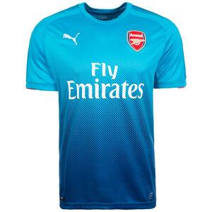 FC Arsenal Trikot Away 2017/2018 Herren, Türkis, zoom bei OUTFITTER Online