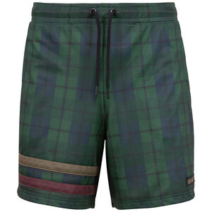 DMWU Tartan Shorts Herren, grün, zoom bei OUTFITTER Online