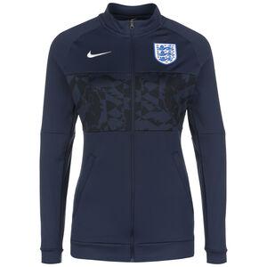 England I96 Anthem Jacke EM 2021 Damen, dunkelblau / weiß, zoom bei OUTFITTER Online