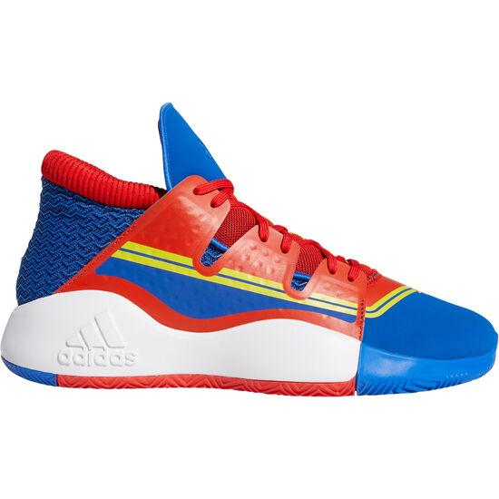 Marvel Avengers x Pro Vision Captain Marvel Basketballschuhe Herren, blau / rot, zoom bei OUTFITTER Online