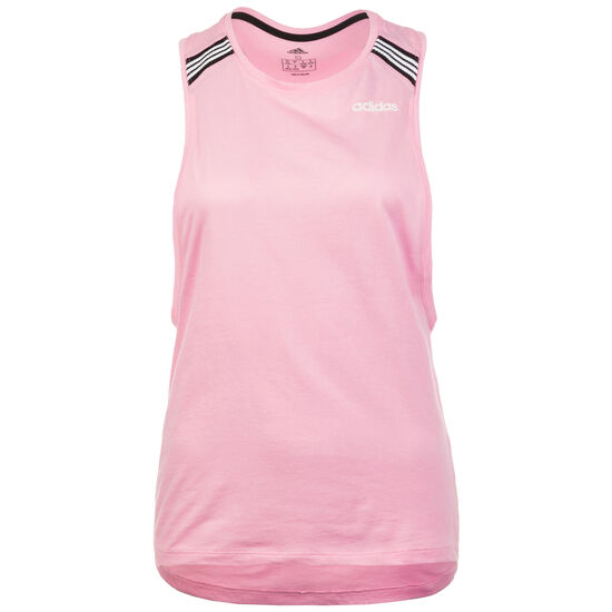 High Neck Racerback Trainingstank Damen, rosa, zoom bei OUTFITTER Online