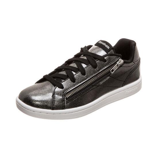 Royal Complete Clean Zip Sneaker Kinder, schwarz / weiß, zoom bei OUTFITTER Online
