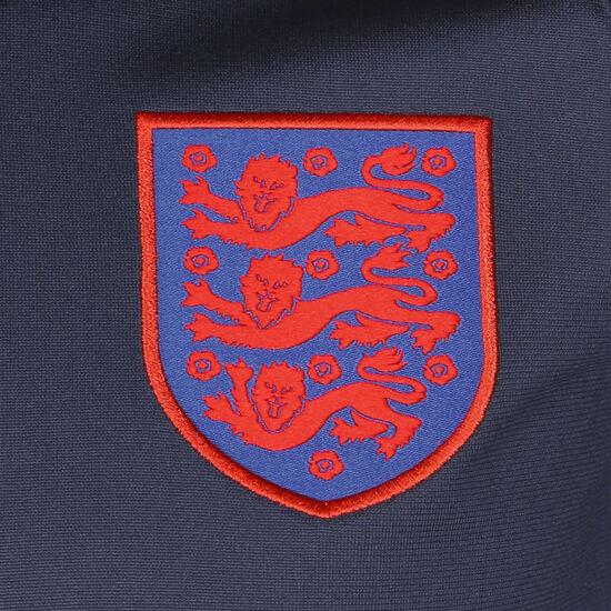 England Dry Strike Trainingsanzug EM 2021 Kinder, dunkelblau / rot, zoom bei OUTFITTER Online