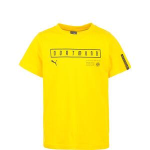 Borussia Dortmund Fan T-Shirt Kinder, gelb / schwarz, zoom bei OUTFITTER Online