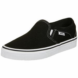 Asher Sneaker Damen, schwarz / weiß, zoom bei OUTFITTER Online