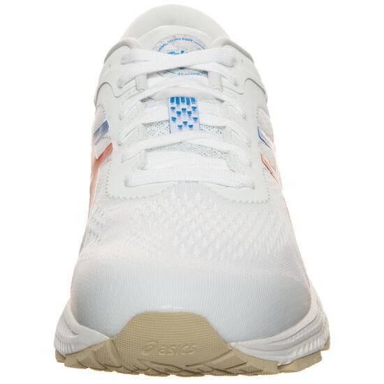 Gel-Kayano 26 Laufschuh Herren, weiß / rot, zoom bei OUTFITTER Online