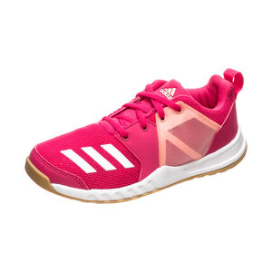 FortaGym Trainingsschuh Kinder, pink / weiß, zoom bei OUTFITTER Online