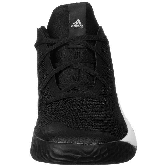Rise Up 2 Basketballschuh Herren, schwarz / weiß, zoom bei OUTFITTER Online