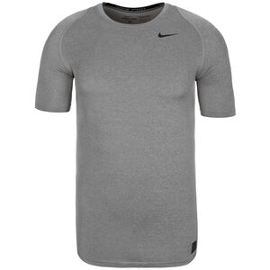 Pro Dry Compression Trainingsshirt Herren, Grau, zoom bei OUTFITTER Online