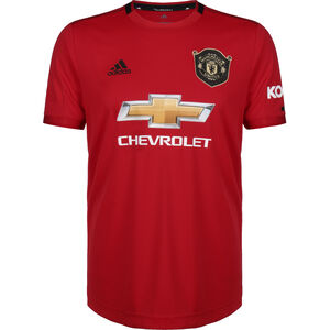 Manchester United Trikot Home Authentic 2019/2020 Herren, rot, zoom bei OUTFITTER Online