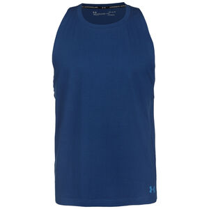 Baseline Cotton Tanktop Herren, dunkelblau / blau, zoom bei OUTFITTER Online